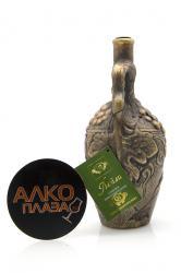 Азербайджанское вино Лейли Серия Габалинская Долина 0.75 л. в керамич. бут.