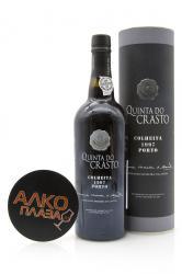 Porto Quinta Do Crasto Colheita 0.75l in Tube портвейн Кинта До Крашту Колейта 0.75 л. в тубе