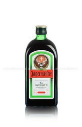 Jagermeister 500 ml ликер Егермайстер 0.5 л.