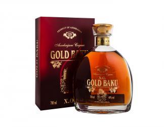 Gold Baku XO 8 years Коньяк Голд Баку ХО 8 лет