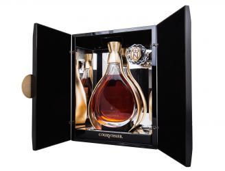 Courvoisier L`Essence gift box коньяк Курвуазье Л`эсанс п/у
