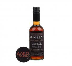 Spicebox Chocolate 0.375l виски Спикебокс Шоколэйт 0.375 л.