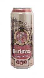 Karlovec Svetly Lezak пиво Карловец Светлый Лежак светлое