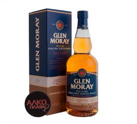 Glen Moray Elgin Classic Chardonay - виски Глен Морей Элгин Классик шардоне 0.7 л в п/у