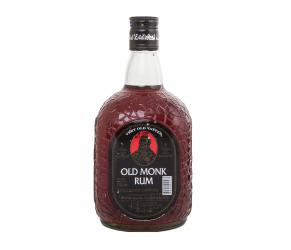 Old Monk 7 years 0.75 ром Олд Монк 7 лет 0.75 л.