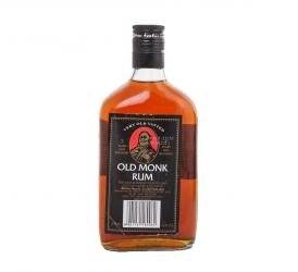 Old Monk 7 years 0.375 ром Олд Монк 7 лет 0.375 л.