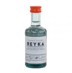 Reyka Small Batch 0.05l водка Рейка Смол Батч 0.05 л.
