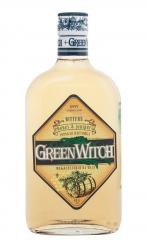Green Witch Настойка Грин Вич Можжевеловая на меду