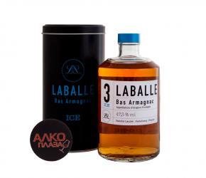 Armagnac Laballe 3 years Арманьяк Лабалль 3 лет