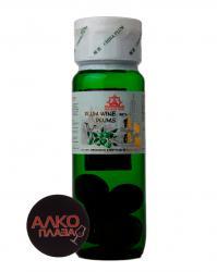 Orient Sun Plum Wine Китайское вино сливовое Ориент Сан со сливами 0.72л