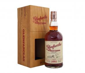 Glenfarclas 2002 Шотландский Виски Гленфарклас 2002г в п/у