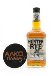 Whisky Canadian Hunter Rye 0.75l Виски Канадиан Хантер Рай 0.75 л.