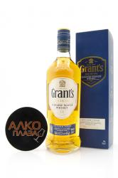 Grants Ale Cask Finish gift box - виски Грантс Эль Каск Финиш 0.75 л п/у