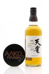 Whisky Tenjaku 0.7l gift box виски Тенжаку 0.7л в п/у