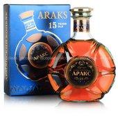 Araks 15 years армянский коньяк Аракс 15 лет