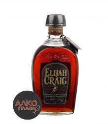 Elijah Craig Barrel Proof 0.75l виски Элайджа Крэйг Баррел Пруф 0.75 л.