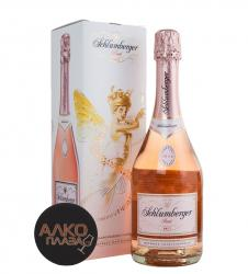 Schlumberger Rose Brut 0,75 Австрийское игристое вино Шлюмбергер Розе Брют 0,75л