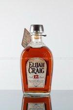 Elijah Craig 12 years виски Элейджа Крейг 12 лет