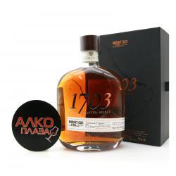 Rum Mount Gay 1703 Master Select 0.7l Ром Маунт Гай 1703 Мастер Селект 0,7л