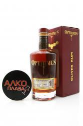 Rum Opthimus 18 years 0.7l Ром Оптимус Оливер 18 год в п/у 0,7л
