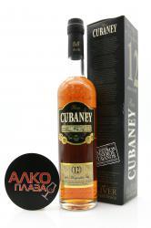 Rum Cubaney Magnifco 0,7l Ром Кубаней Магнифико 12 лет в п/у 0,7л