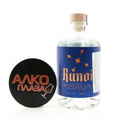 Gin Runoi Blue 0.7l Джин Руной Синий 0.7л