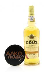 Cruz White 0.75l портвейн Круз Уайт 0.75 л.