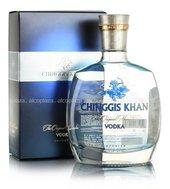 Chinggis Khan водка Чингис Хан 0.75 л.