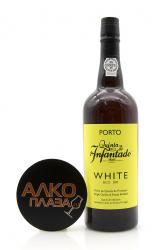 Quinta do Infantado Porto White 0.75l Портвейн Квинта до Инфантадо Порто Вайт 0.75 л.