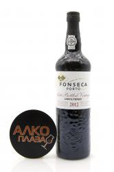 Fonseca Late Bottled Vintage Port 0.75l Портвейн Фонсека Лэйт Боттлд Винтаж 0.75 л.