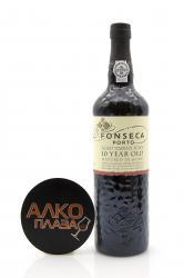 Fonseca 10 Years Old 0.75l Портвейн Фонсека 10 лет 0.75 л.