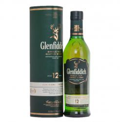 Glenfiddich 12 years old - виски Гленфиддик 12 лет 0.5 л