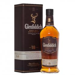 Glenfiddich 18 years old - виски Гленфиддик 18 лет 0.75 л
