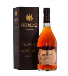 Armagnac Sempe Private Cellar Арманьяк Семпэ Прайват Селлар