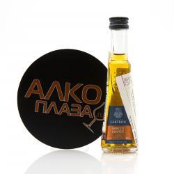 Joseph Cartron Abricot Brandy 0.03l Ликер Жозеф Картрон Априко Бренди 0.03 л.