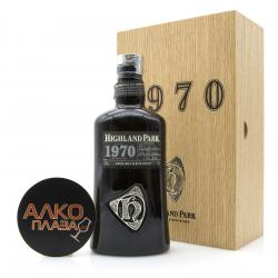 Highland Park 1970 wooden box - виски Хайленд Парк 1970 0.7 л в дер/уп