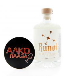 Gin Runoi White 0.7l Джин Руной Белый 0.7л