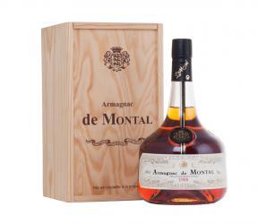 Armagnac Bas Armagnac de Montal 1988 years Арманьяк Баз Арманьяк де Монталь 1988 года