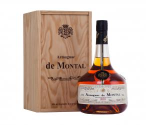 Armagnac Bas Armagnac de Montal 2003 years Арманьяк Баз Арманьяк де Монталь 2003 года