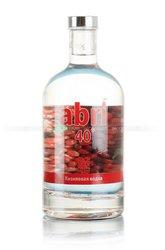Abri водка Кизиловая Абри 0.75 л.