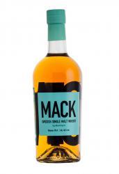 Mackmyra Mack Виски Макмира Мак