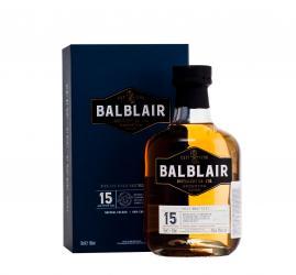 Balblair 15 Years Виски Балблэр 15 лет