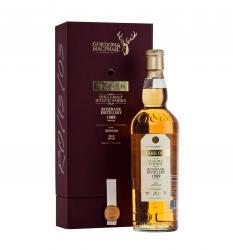Gordon MacPhail Rare Old Rosebank Distillery 1989 Виски Гордон МакФейл Рэа Олд Роузбэнк Дистеллери 1989
