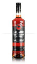 Bacardi Carta Negra 700 ml ром Бакарди Карта Негра 0.7 л.