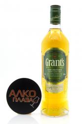 Grants Sherry Cask Finish - виски Грантс Шерри Каск Финиш 0.75 л