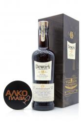 Dewar's Founders 18 years - виски Дюарс 18 лет 0.75 л
