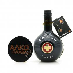 Zwack Unicum 700 ml ликер Цвак Уникум 0.7 л.