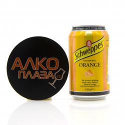 Schweppes Orange 0.33l Швеппс Апельсин 0,33л