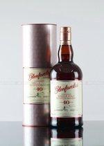 Glenfarclas 40 years виски Гленфарклас 40 лет