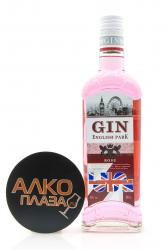 Gin English Park Rose 0.5l джин Инглиш Парк Розе 0,5л